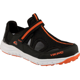 Viking Footwear Nesoeya Sko Børn orange/sort